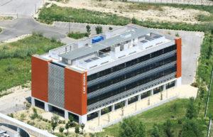 Claude O'SUGHRUE biopole euromédecine bâtiment sigma
