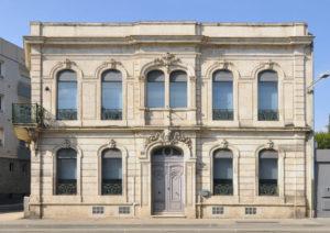 Siège social de l'agence CD Architecture sur Nîmes. Agence créée par Nicolas CREGUT et Laurent Duport ; architectes DPLG